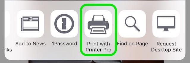Print to PDF with Printer Pro