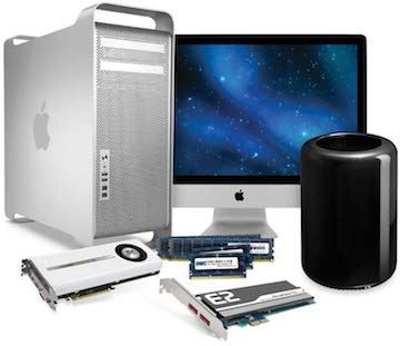 iMac and Mac Pro