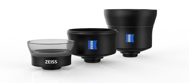 ExoLens Zeiss lenses