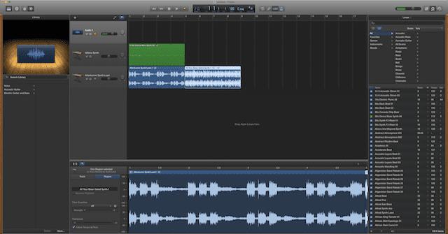 GarageBand for OS X