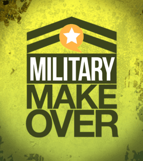 military makeover