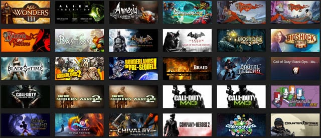 steam-games-library