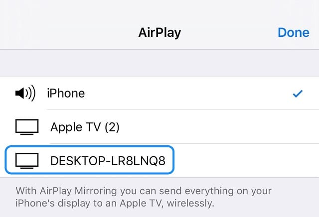 key lonelyscreen airplay