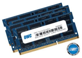 Lots of OWC RAM