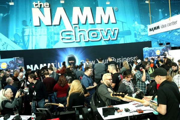'Getty Images for NAMM.'