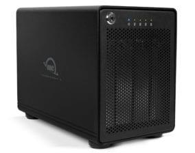 OWC ThunderBay 4 RAID