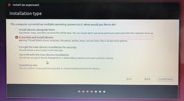 Disk data recover ubuntu