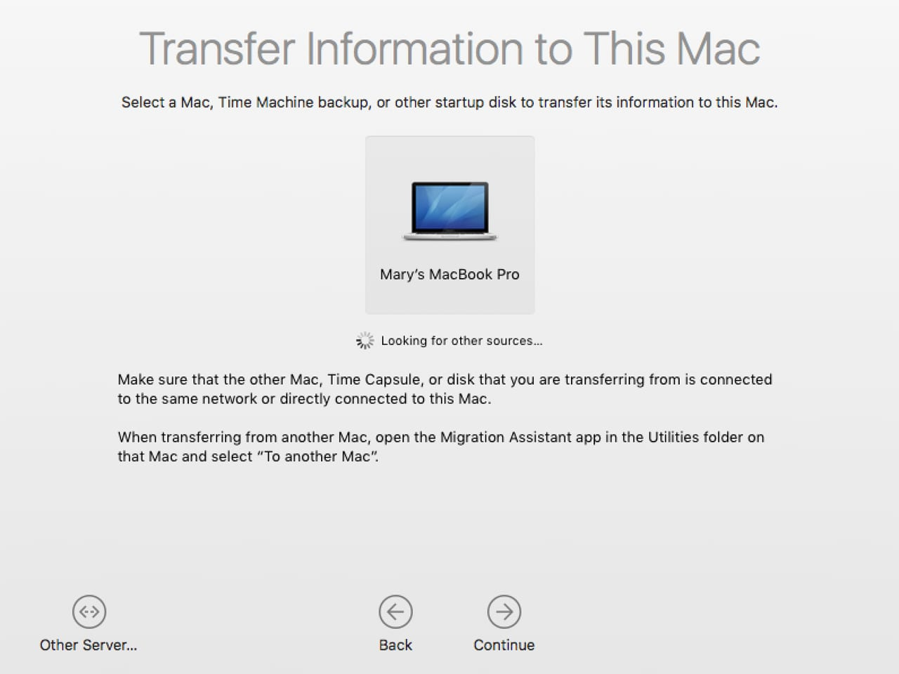 Migration Assistant: The Easy Way to Move Data to a New Mac