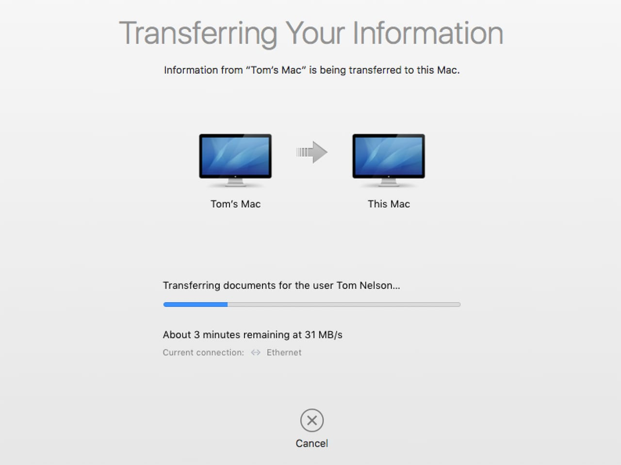 Transfer Files Between Mac & Windows Using Ethernet - Techie Sparks