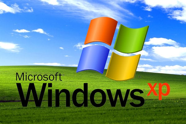 Windows XP - the 16-year-old operating system that was the target of WannaCry
