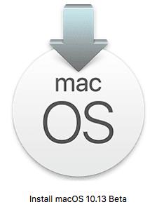 macOS 10.13 Beta Installer
