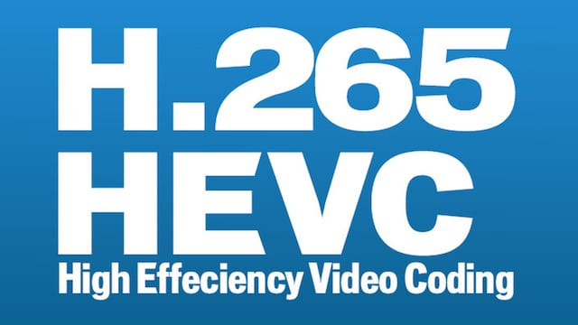 The Benefits of HEVC, HEIF File Formats in High Sierra and