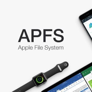 Update: macOS High Sierra and APFS Compatibility