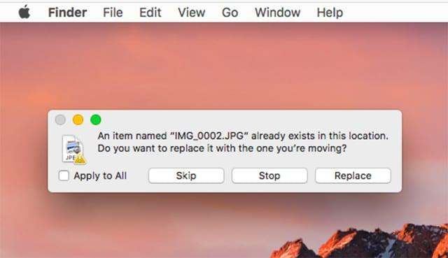 The Many Ways to Merge Folders on the Mac
