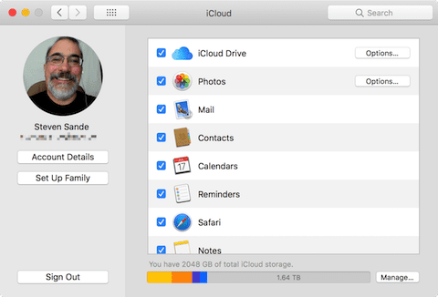 Make sure that both Macs are signed into the same iCloud account