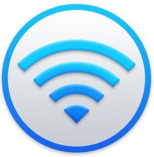 Wi-Fi (AirPort) icon