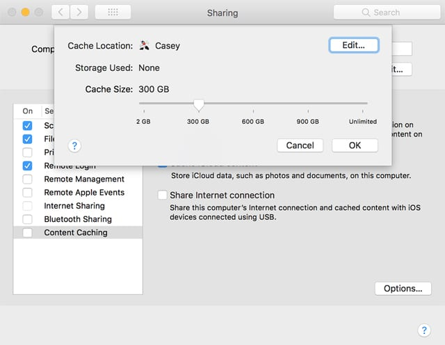 macOS 101: Reduce Data Usage, Increase Speed with Content Caching