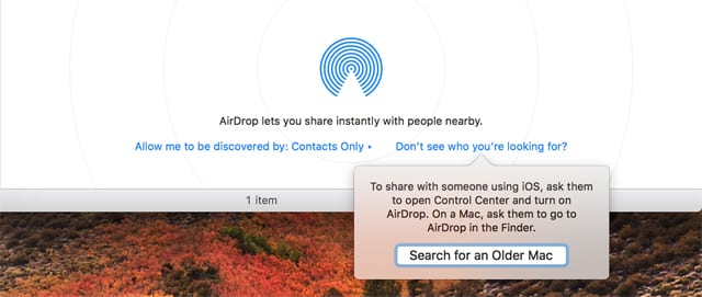 Mac 101: AirDrop Tips for Mac and iOS Users