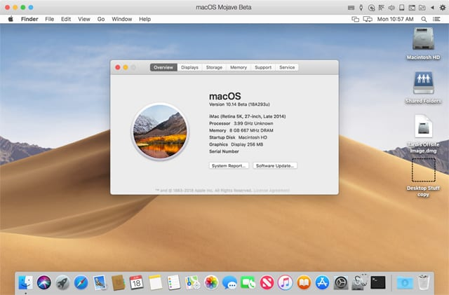 How to Get Your Mac Ready for the macOS Mojave Beta