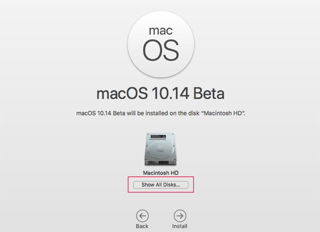 How to Install the macOS Mojave Beta