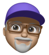 (The author's Memoji)