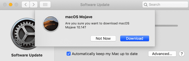 How to Create a Bootable Mojave Install Drive with DiskMaker