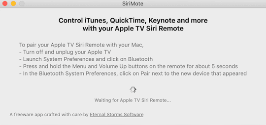 How to Control your Mac with your Apple TV Siri Remote