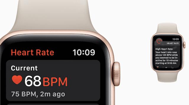(Apple Watch Series 4, image via Apple.com)