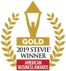 2019 Gold ABA Stevie Winner