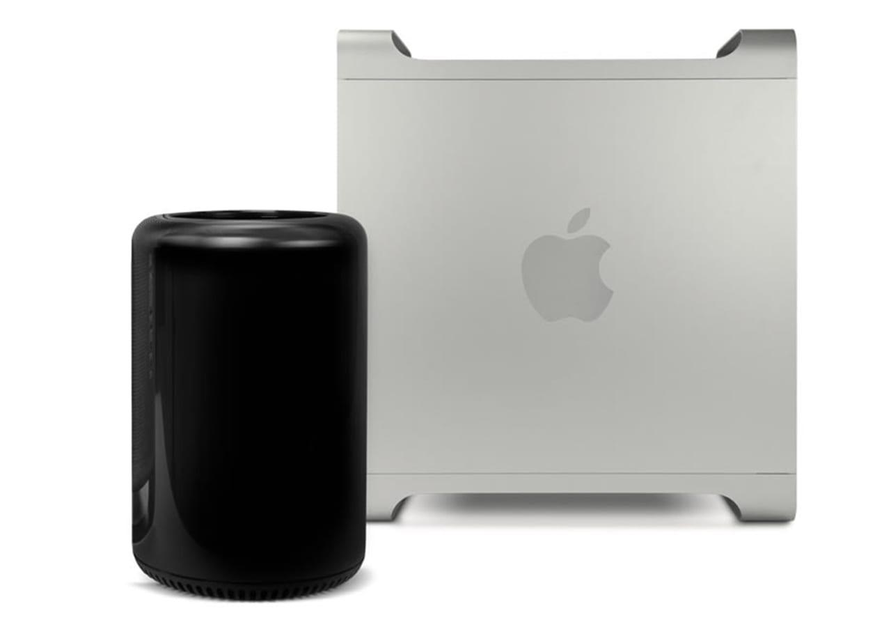 Mac Pro models