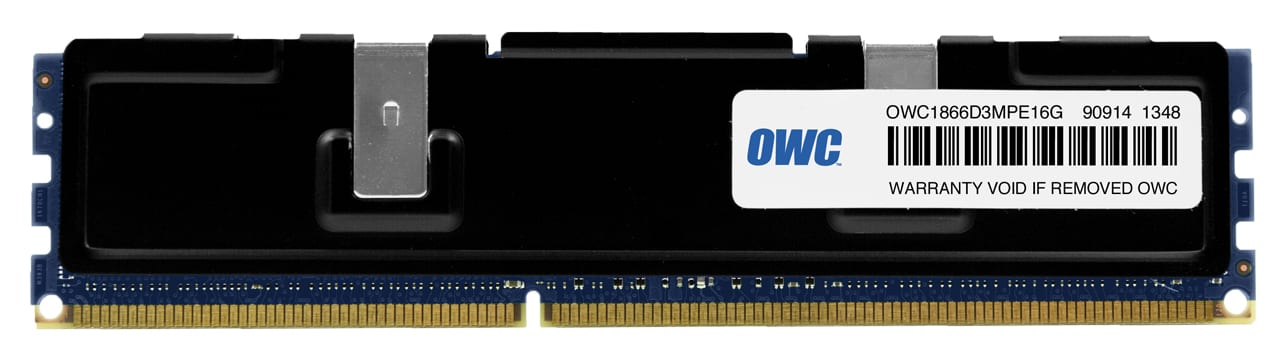 Mac Pro memory module from OWC