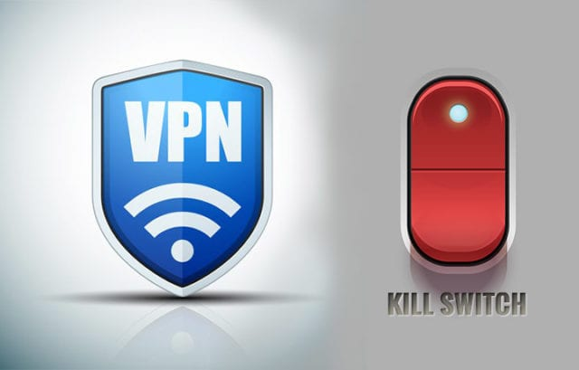 VPN kill switches protect your connection from accidental exposure. Image via VPNMentor.