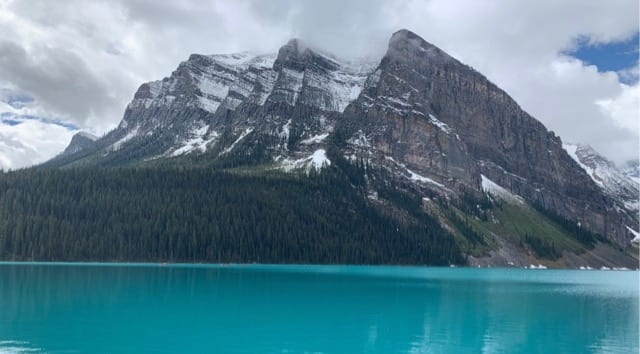 Beautiful Lake Louise, Alberta, Canada. Photo ©2019, Steven Sande