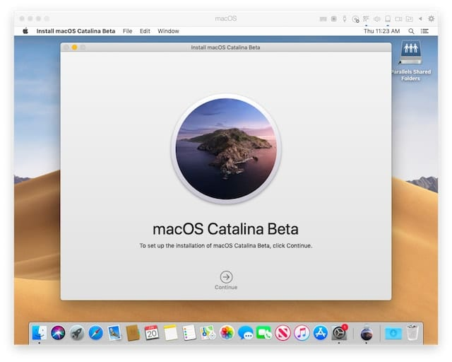 macOS Catalina Beta
