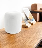 apple homepod white lifestyle