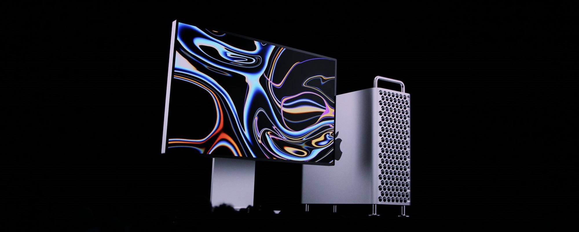 The new Mac Pro and Apple Pro Display XDR
