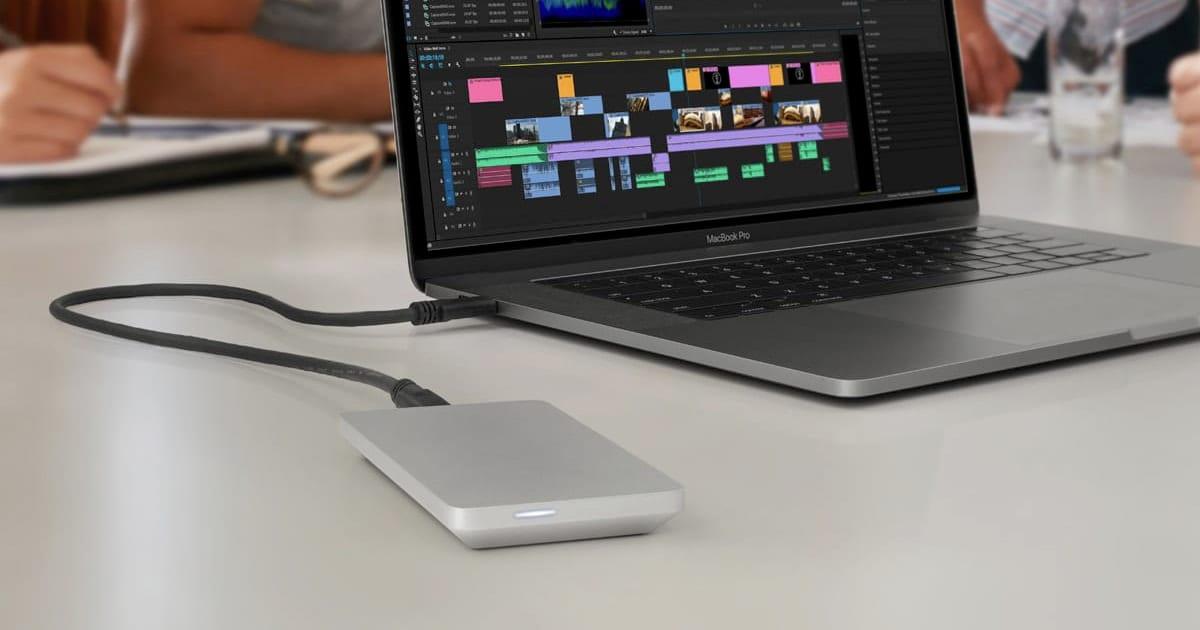 OWC Envoy Pro EX with USB-C