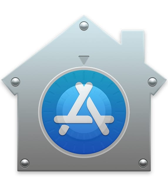 Screenshot of mac security preference icon overlaid with mac application icon