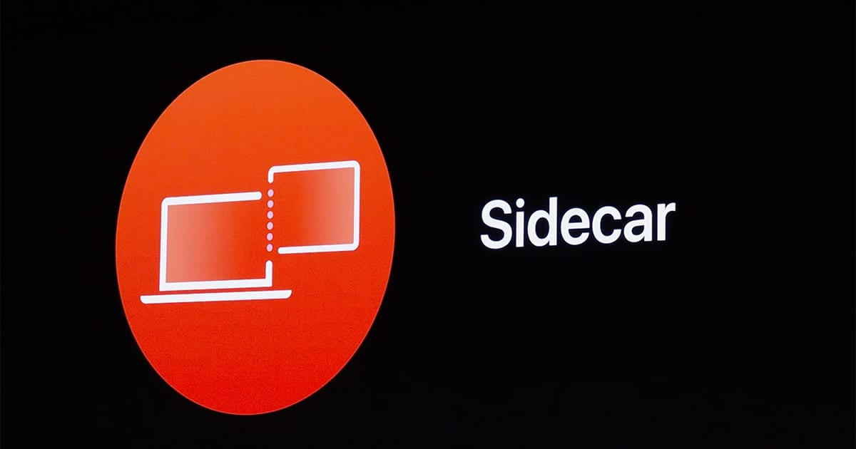 Use Sidecar to Turn Your iPad Into a Second Display