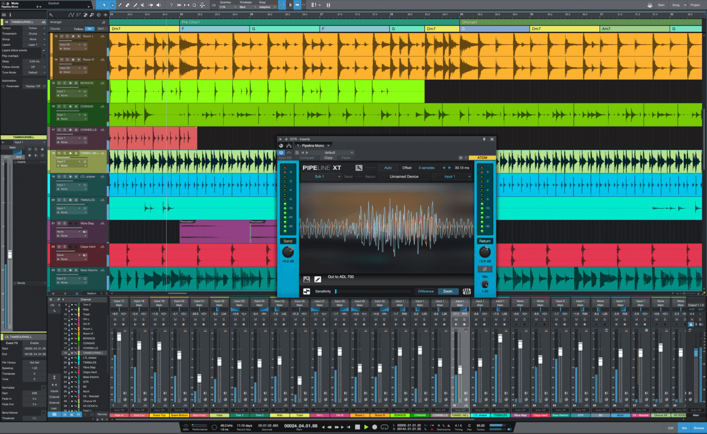 Pro Audio: The Best DAW Software Options for Recording