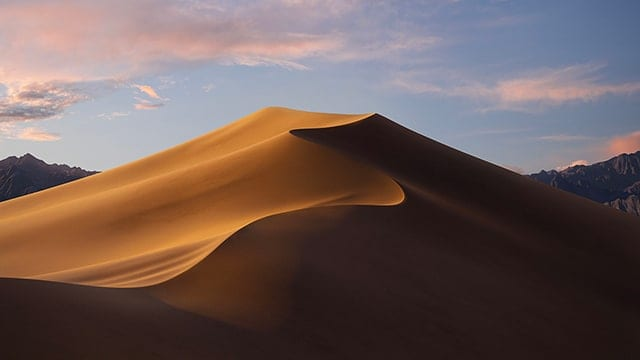 Mojave Light Mode Wallpaper