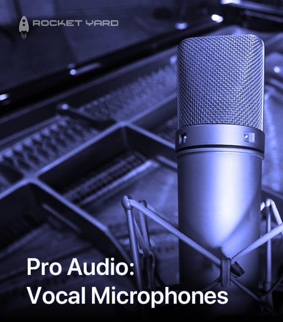 Pro Audio Cocal Microphone Neumann U87