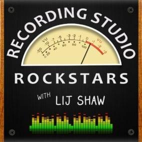 ding Studio Rocstars with Lij Shaw graphic