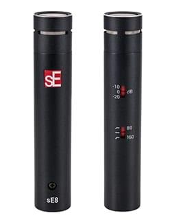 sE Electronics se8 Microphone
