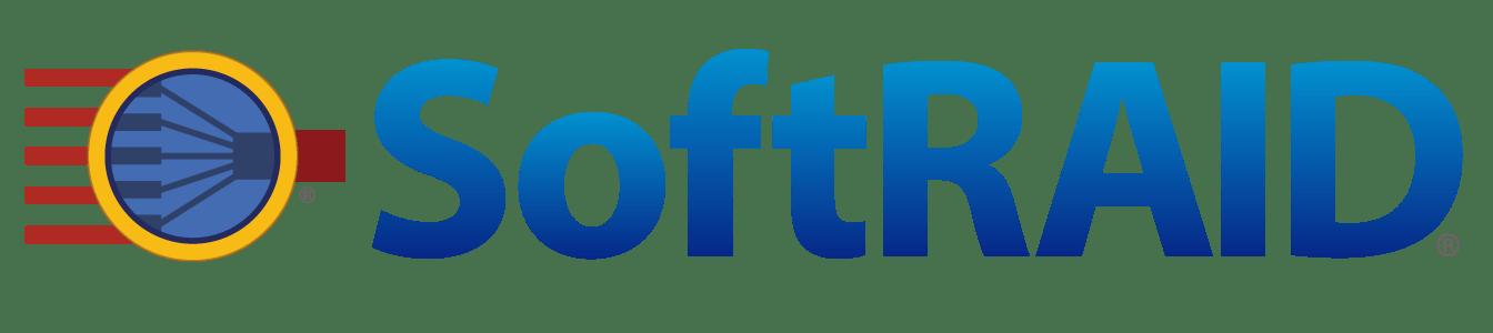 softRAID logo