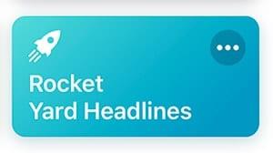 Rocket Yard Headlines