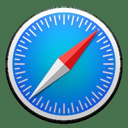 Transparent Safari Icon