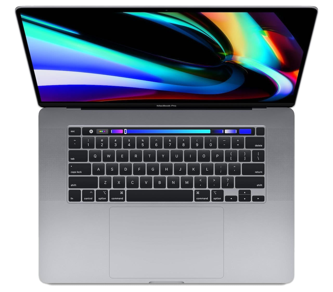 The new Apple 16-inch MacBook Pro