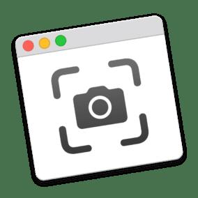 Mac Screenshot app icon