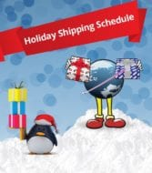 2019 MacSales Holiday Shipping Schedule